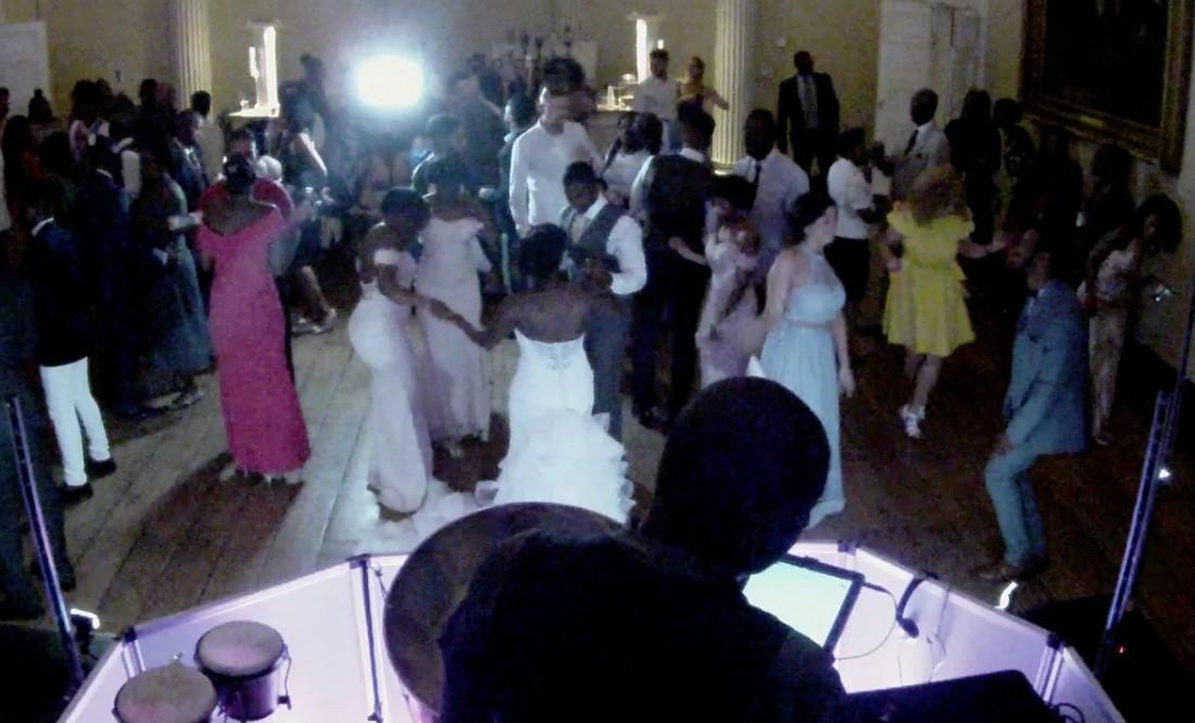 steelasophical wedding steel band DJ Music hire evening dancing