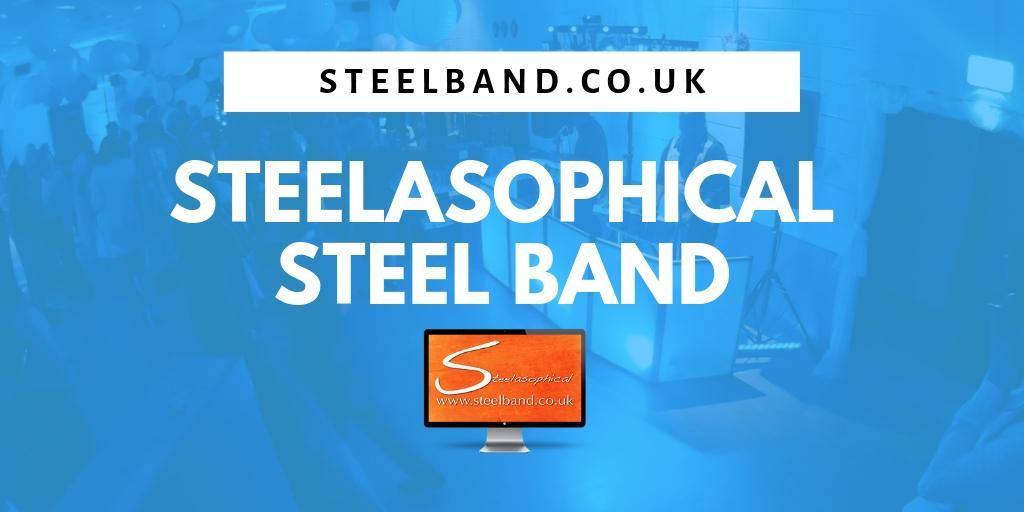 Steelasophical Caribbean SteelpanBand High Wycombe