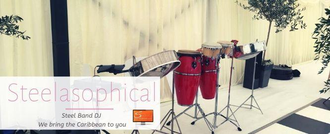 1Steelasophical wedding band steelpan
