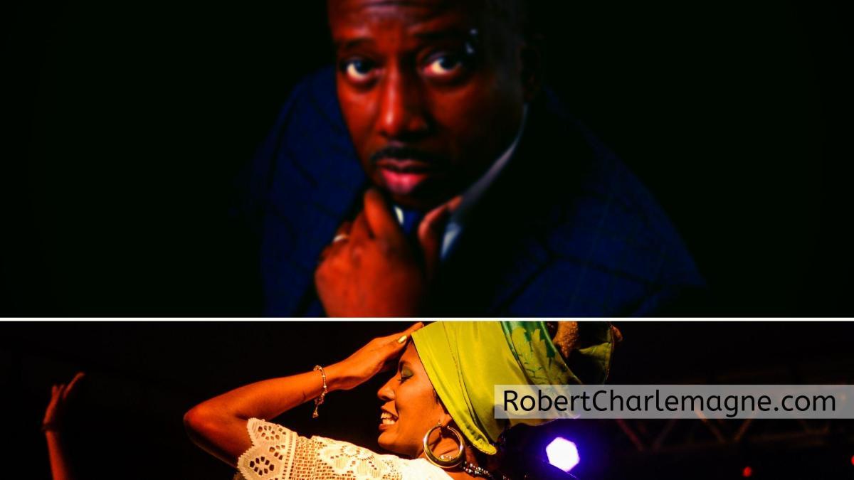 Robert Charlemagne Dance Teacher RCHosting rtrt