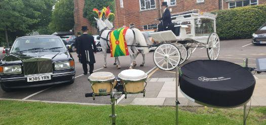 funeral-day-steelband