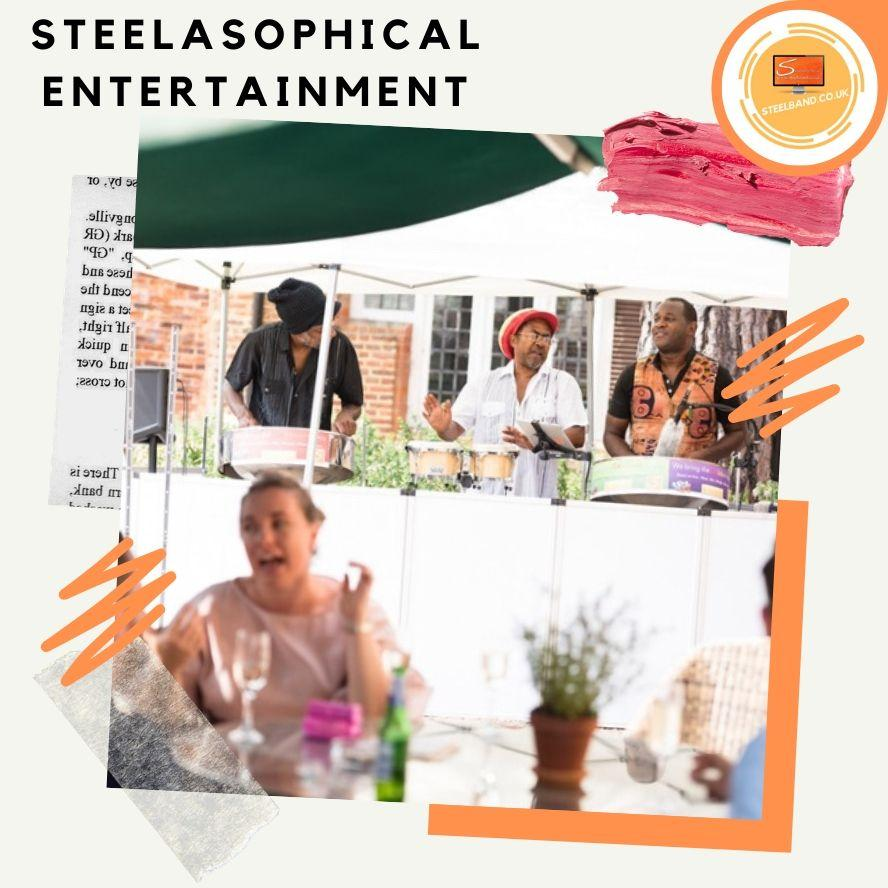 Steelasophical Steelband steelpan steeldrums for hire 002
