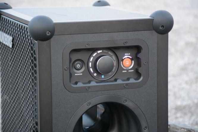 Steelasophical Steelband Soundboks 3 Speaker battery 001ct