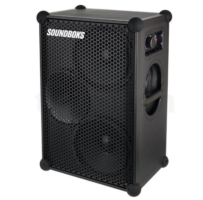 Steelasophical Steelband Soundboks 3 Speaker battery 001b