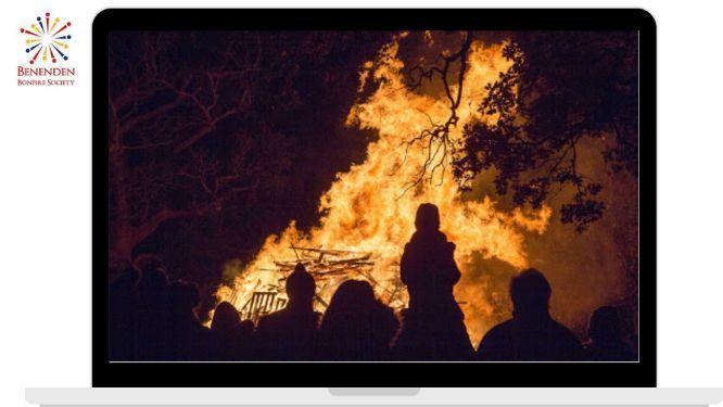 BENENDEN BON FIRE FIREWORKS | Steelasophical steelpan band 00rg