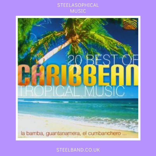 Steelasophical Steelpan band music CD 00ert