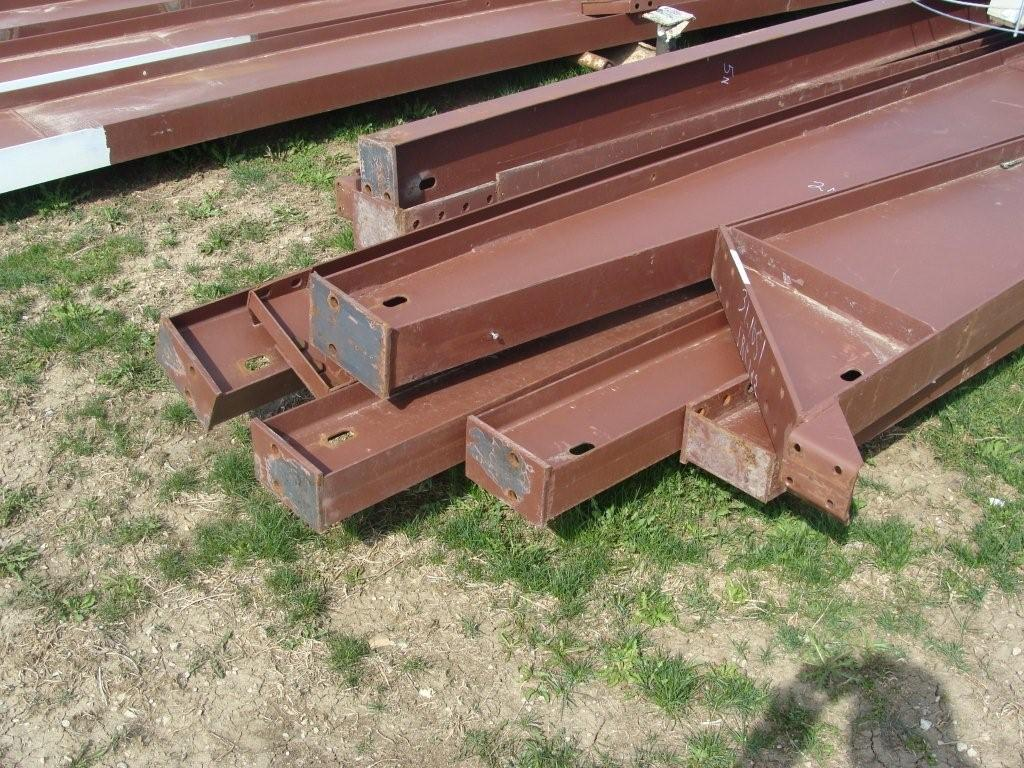 60 X 150 X 16 Set Of Steel Building Frames For Sale In