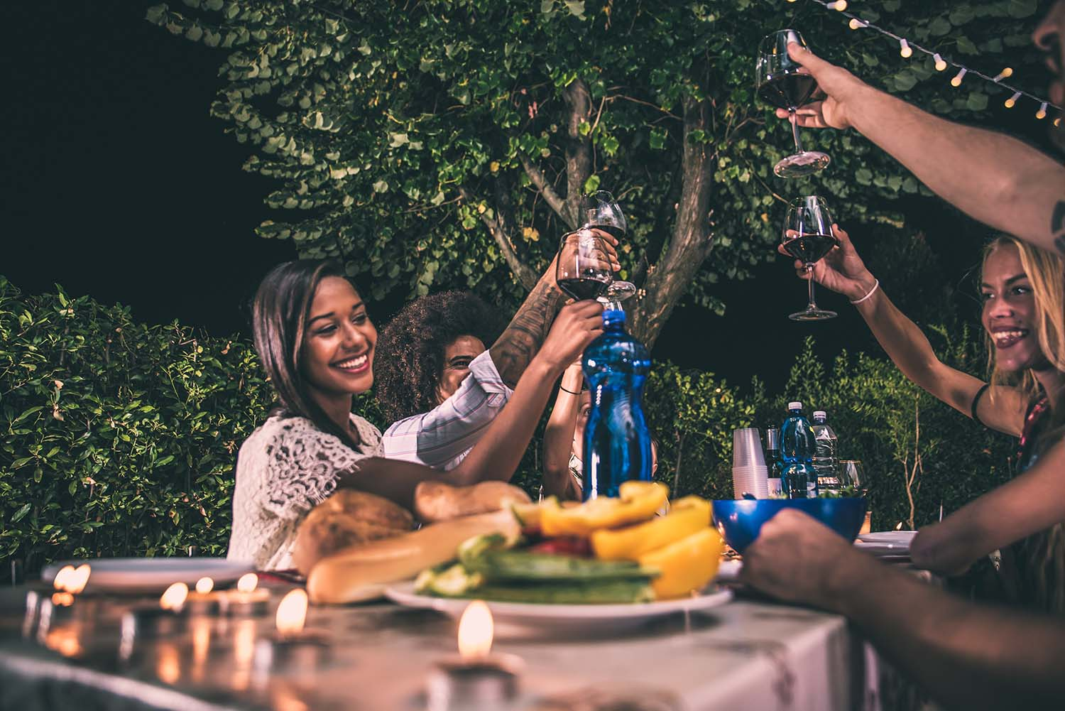 5 Simple Steps to Prepare for a Backyard Party? - Steel Campfire