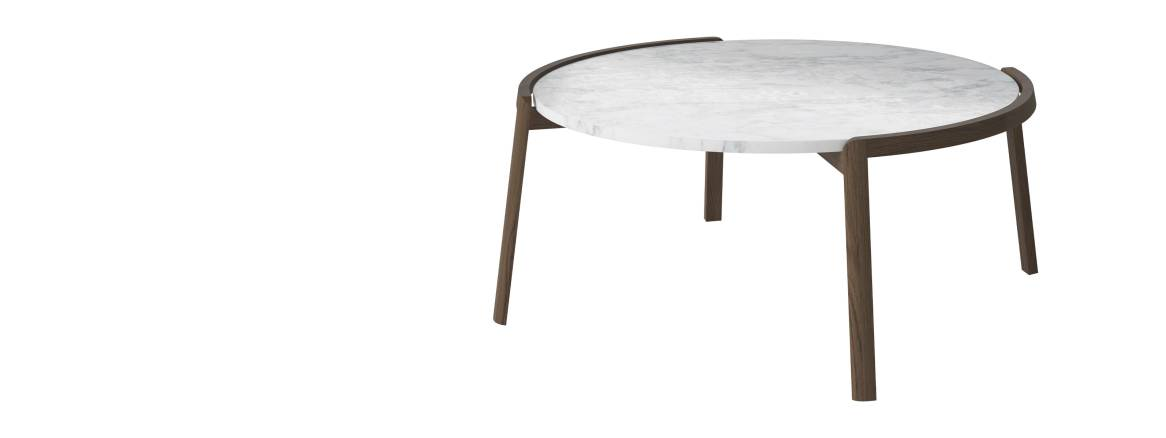 mix coffee table by bolia steelcase