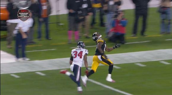 Pittsburgh Steelers Martavis Bryant