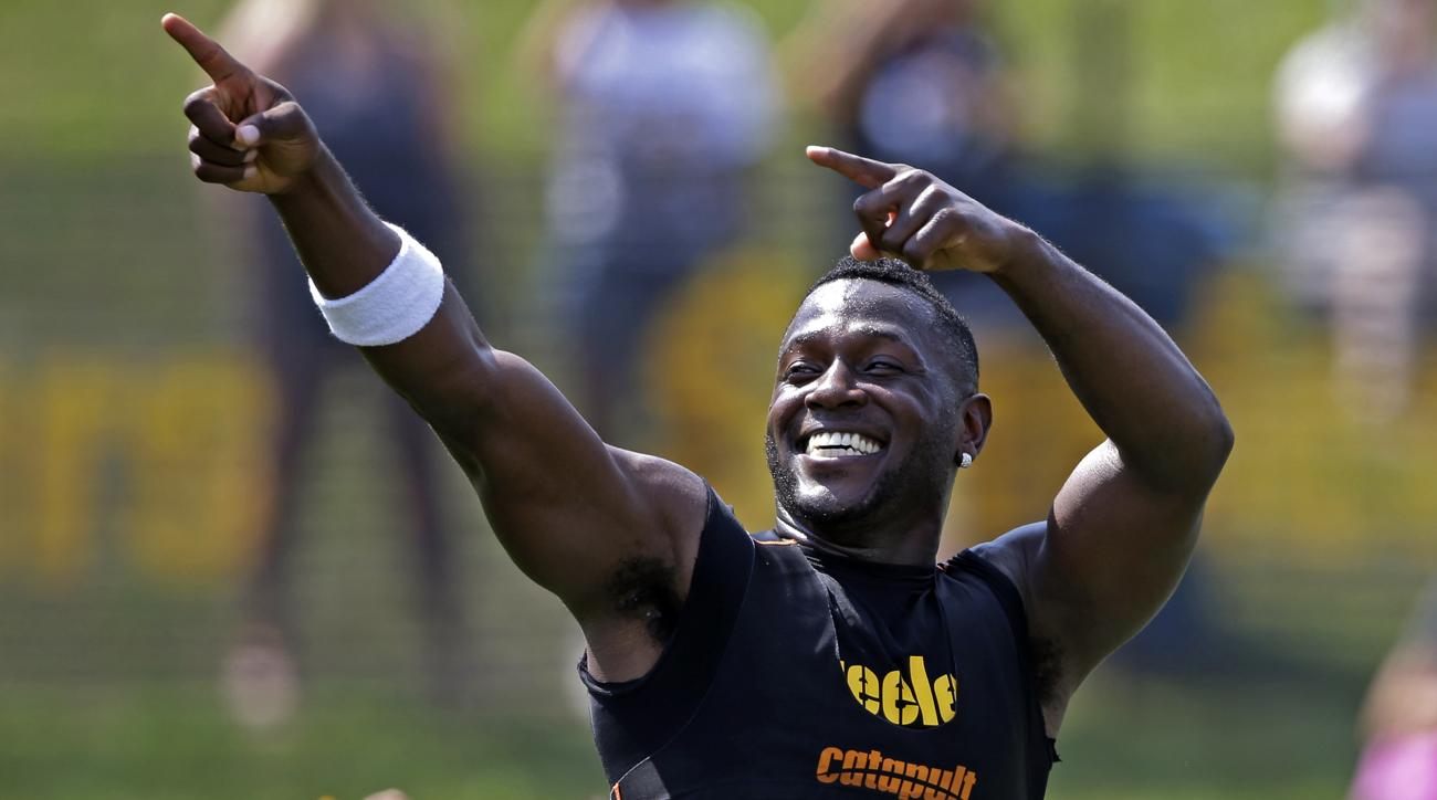 ProCamps Announces New Antonio Brown Youth Football Camp