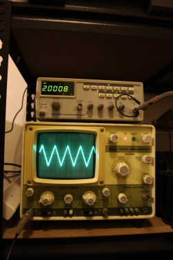 Triangle wave = yes