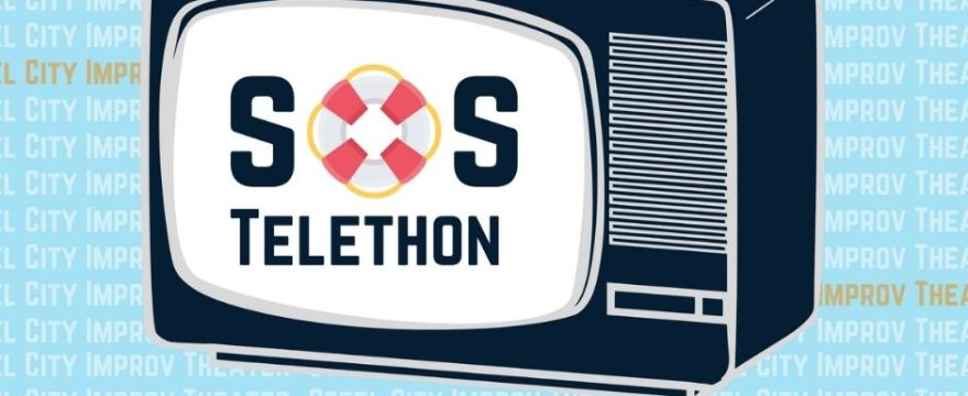 S.O.S. 24 Hour Telethon Schedule