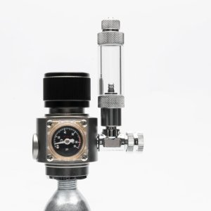 UNS Pro Mini Dual Stage CO2 Regulator