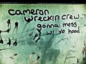 Cameron Wreckin Crew, Sheffield S6
