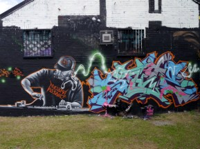 6. Sharrow Festival Graffiti Jam 2014