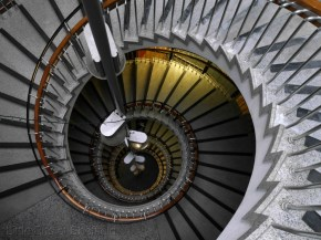 1. Castle House Stairs