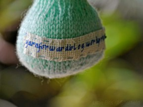 8. Harvest Festival yarn bombing by Yarn Forward - Sheffield October 2014