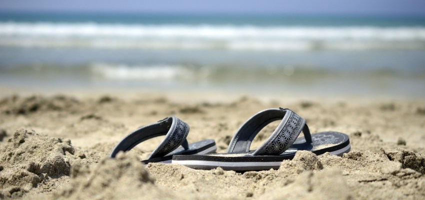 Choose The Right Flip Flop