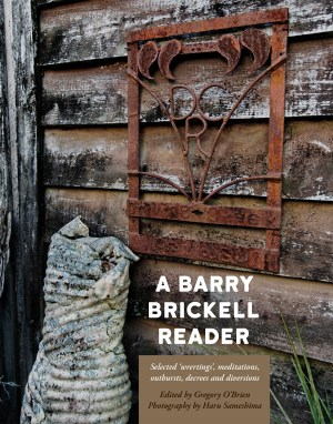 Barry Brickell Reader cover