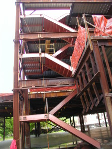 Steel Staircases Commercial Industrial New York Steel Fabricators NYC
