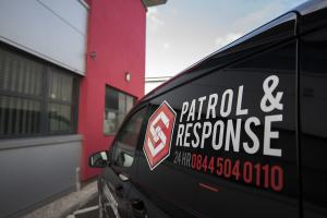 Steelforce Security Van