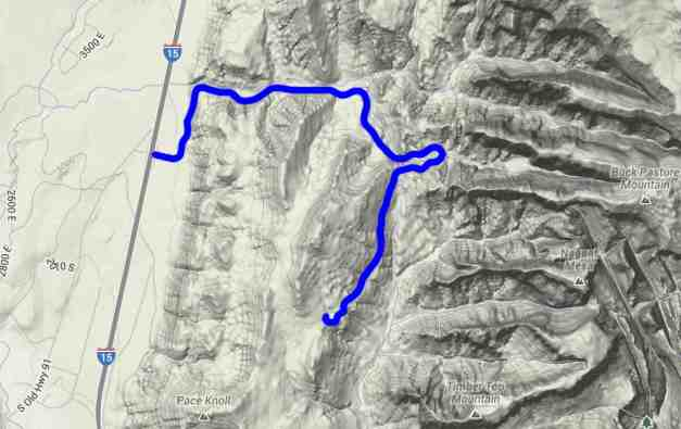 Kolob Canyon Road low res