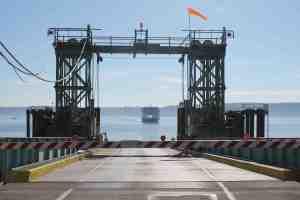 Pt Defiance Ferry