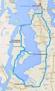 Vashon Route