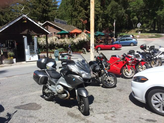Alice's Restaurant, Woodside CA