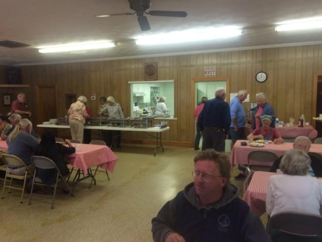 Meadows of Dan Community Center Breakfast