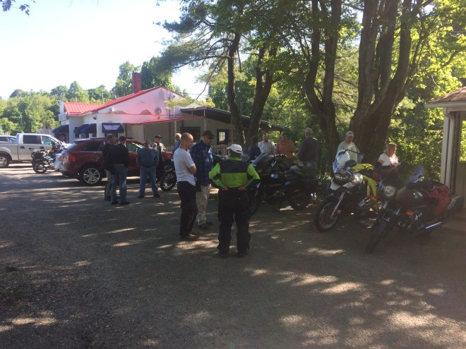 Tuggles Gap Breakfast with the Twin Valley Riders