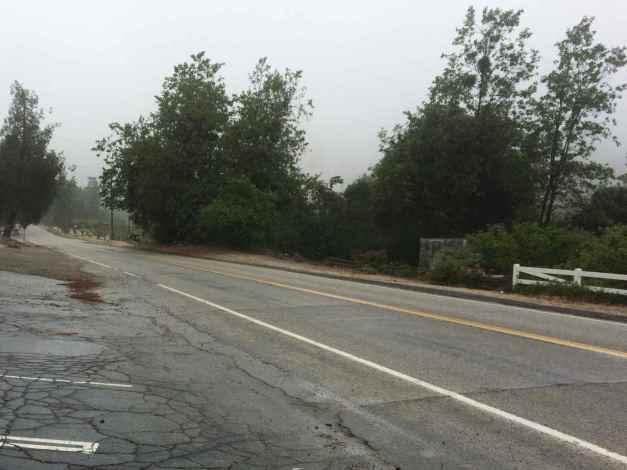 Oak Glen Road, CA