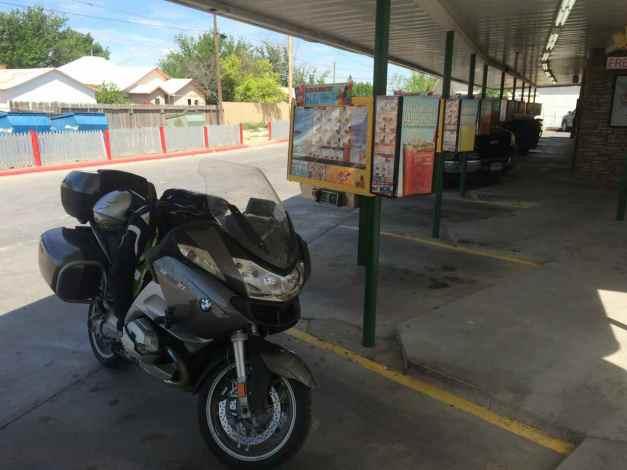 Sonic Drive In, Pecos TX