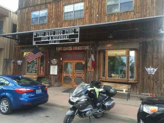 Fort Davis Drug Store