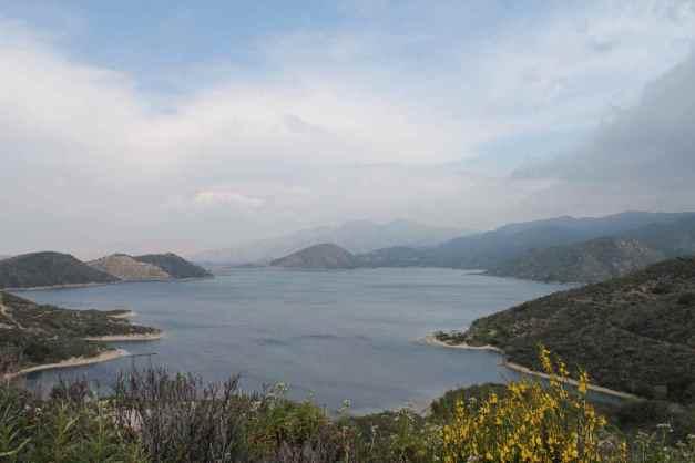 Silverwood Lake, CA
