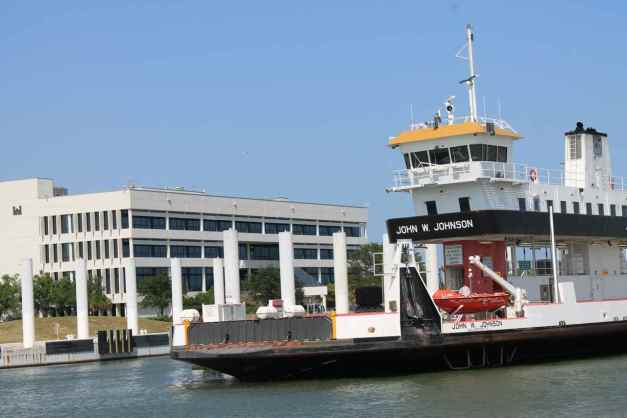 Galveston Island Ferry