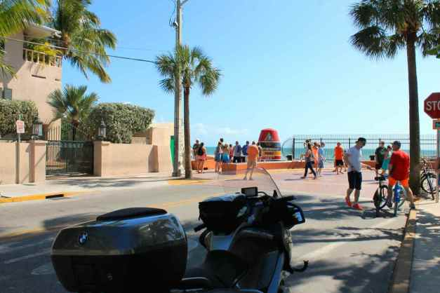 The Southernmost Point in the US