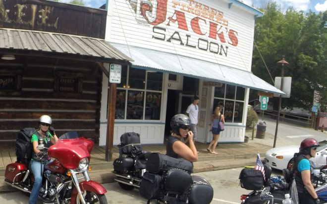 Jack's Saloon, Winthrop, WA