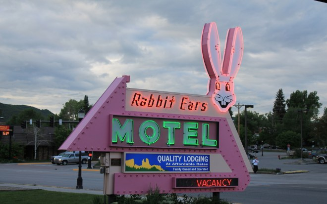 Fun stay at the Rabbit Ears in Steamboat Springs, CO (Jun, 15)