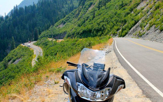 Stevens Canyon Road, Mt. Rainier