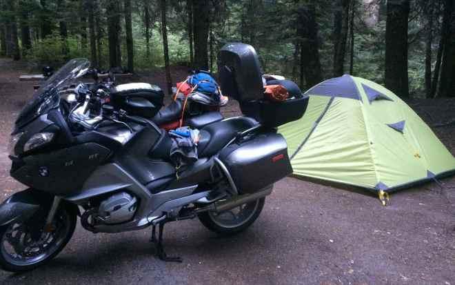 Still Creek Campground near Mt Hood