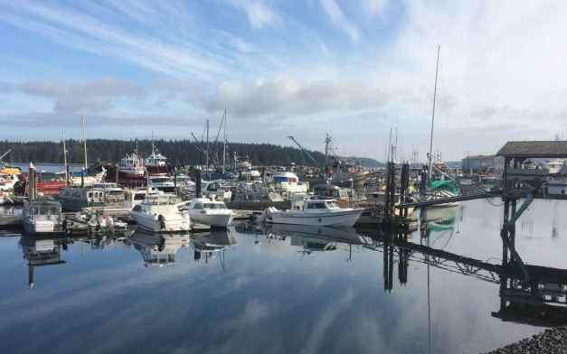 Port McNeill, Vancouver Island, BC