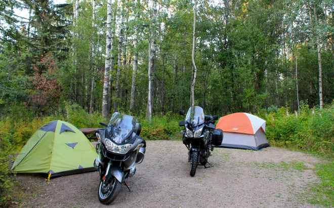 Beaumont Provincial Park, BC