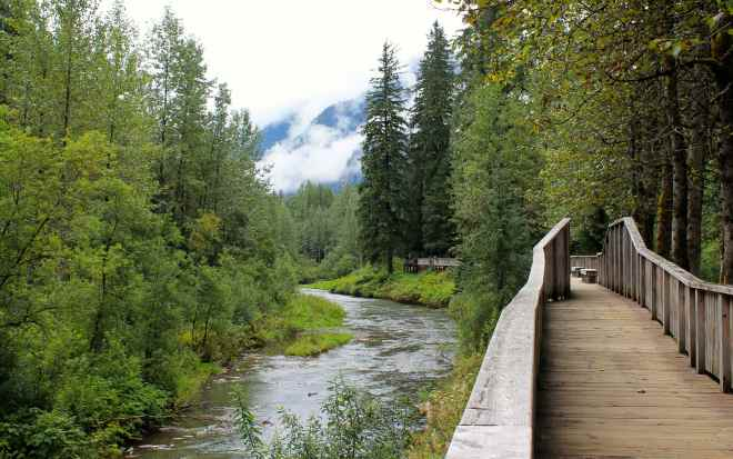 Fish Creek Wildlife Viewing Area