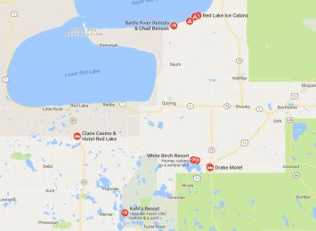 Motels near Red Lake