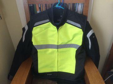 New safety vest
