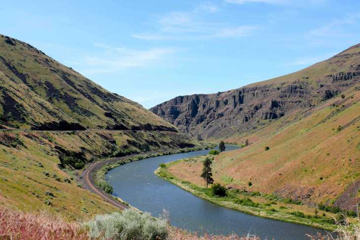 Day 1 Yakima Canyon