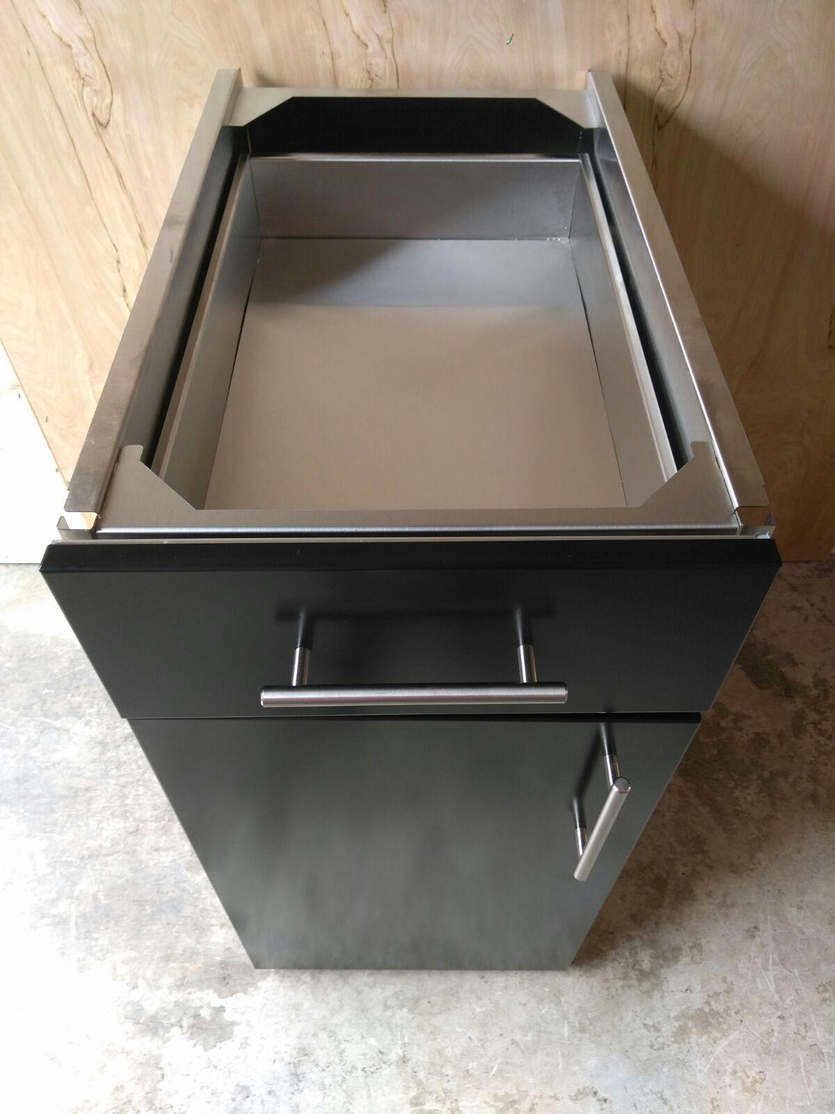 Best Kitchen Gallery: Stainless Steel Or Plywood Interior Kitchen Cabi S Steelkitchen of Residential Metal Kitchen Cabinets on rachelxblog.com