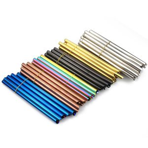 Stainless Steel Fat Drinking Straw